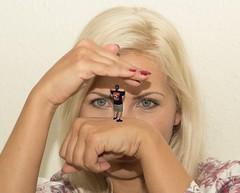 iggy_on_hand_by_winzling1-d8sj24b (iggy62pop2) Tags: giantess shrinkingman sexy handheld blonde jenniczech eyes nails babe funny face