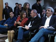 José Matos Rosa nas Jornadas Consolidação, Crescimento e Coesão, em Vila Real.