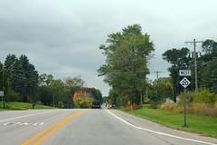 M20eRoadSign-MountPleasant (formulanone) Tags: michigan sign road roadsign m20 20