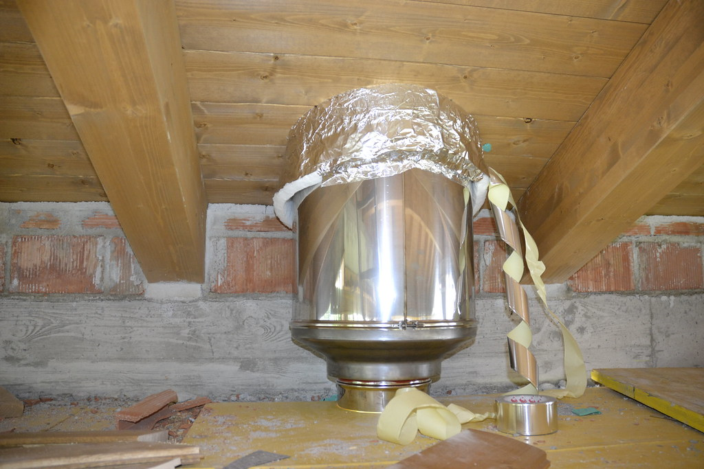 Flickr gallery set amb ceramiche - Tetto in legno interno ...