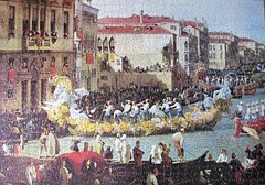 Carnivale (pefkosmad) Tags: jigsaw puzzle hobby relaxation pastime leisure 1000pieces complete fineart art painting oldmaster carnivale canaletto