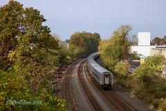 Just Any Old Amtrak Train (PaulRose32) Tags: amtrak norfolksouthern lehighvalley lehighline nj pa