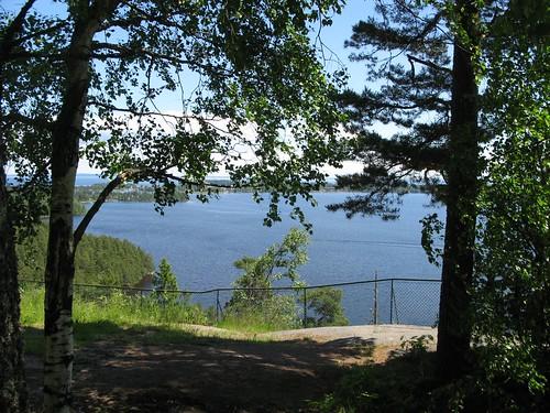 Klintens utsiktsplats, Klinten viewpoint, Vaberget, 2010 (1)