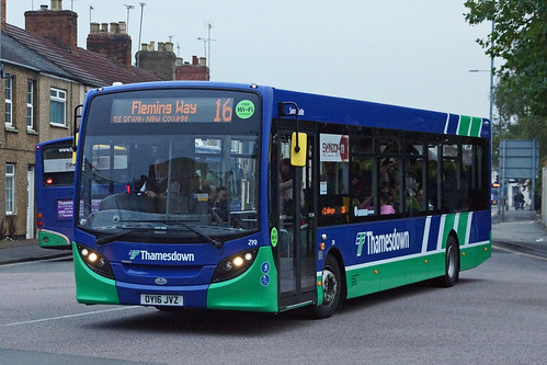 Thamesdown Transport - OY16 JVZ