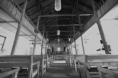 Mokuaikaua Church (iecharleton) Tags: mokuaikauachurch church kailua kona hawaii architecture interior wooden beams pews