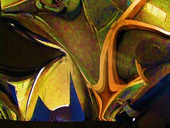 2016-11-14 distortions 2 (april-mo) Tags: distortions distorted reflection mirror artisticproject