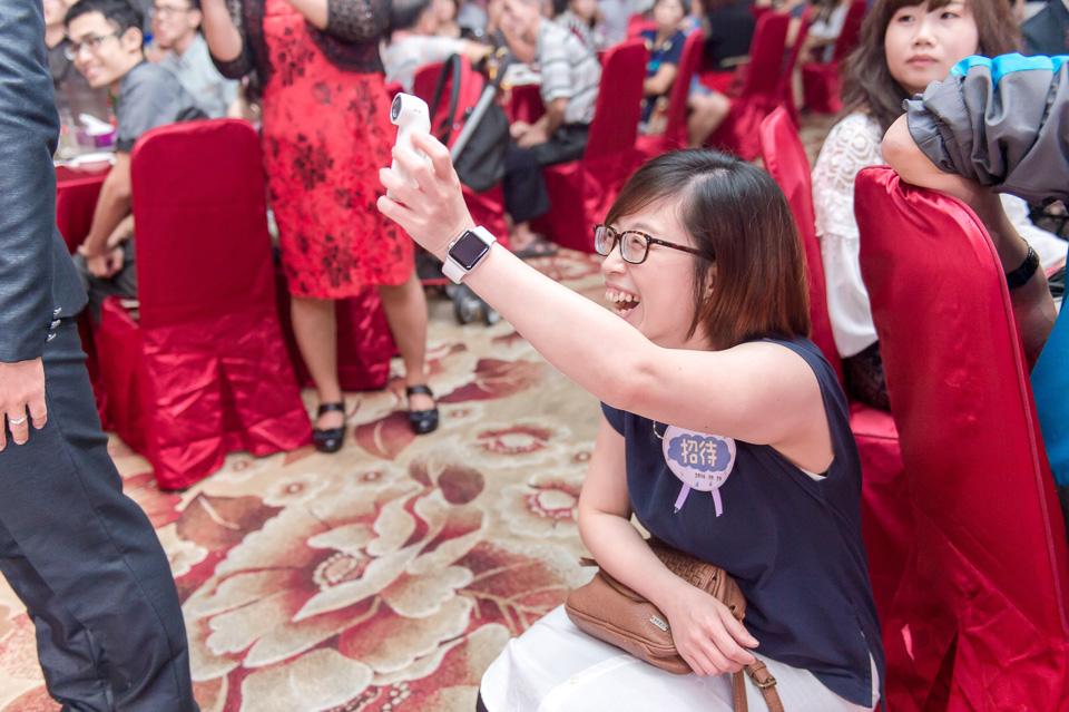 台南婚攝 婚禮紀錄 情定婚宴城堡 C & M 124