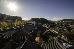 Jeonju (Lonely Soul Design) Tags: jeonju morning sun light traditional south korea landscape cityscape