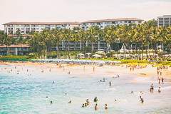 The Ring on Your Finger (Thomas Hawk) Tags: grandwailea hawaii maui wailea waldorfastoria waldorfastoriagrandwailea beach beachumbrella umbrella fav10