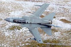 """Marham23"" (PhoenixFlyer2008) Tags: royalairforce panavia tornadogr4 snowdonia wales canon neilbates military aviation aircraft marham lowlevel machloop fastjet speed mrm23 bwlch exit"