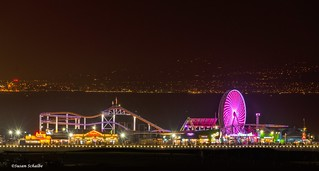 A night at the pier