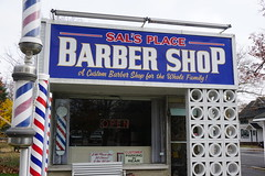 Sal's Place. #barbershop. #tomsRiver #newJersey (buzmurdockgeotag) Tags: barbershop tomsriver newjersey