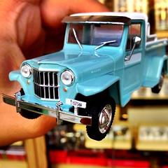 Ixo 1/43 IKA Baqueano - Coleccin Jeep (RiveraNotario) Tags: jeep willys
