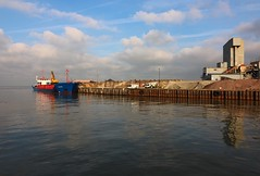 Harbour colours (NovemberAlex) Tags: clouds colour whitstable kent water seaside