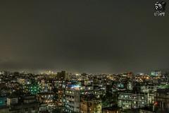 dhaka at night (Sujoy Virus) Tags: dhaka bangladesh bangladeshi night photography beautiful beauty landscape city skyline