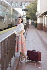 Vietnamese Viet Nam Classic Vintage Fantasy Photography Fashion Model (Hai Tuoi) Tags: vietnamese viet nam classic vintage fantasy photography fashion model nhiep anh hinh roaring twenties old town huntington beach