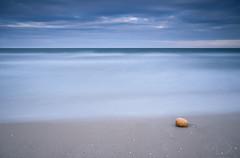 The Ocean !!! (Device66) Tags: minimalism ocean blue sand goldenbeach unspoiltbeach sea mediterranean longexposure device nikon