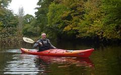 Kayak Dart Rob 7 (chris-parker) Tags: kayak river dart canoe kayaking canoeing devon south west perception