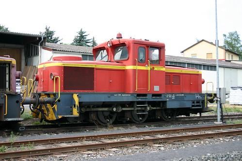 HLB: Lok 17 in Butzbach Ost