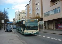 Guimarães TUG 4035 (busfan3) Tags: transportes urbanos guimarães tug transurbanos arriva portugal autocarro autocarros mercedes benz citaro bus buses autobus autobuses bussen omnibusse onibus