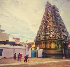 Kapali temple,Mylapore (UMARAJAGOPAL) Tags: india temple worship festivals gods various chennai
