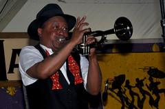 NOLA culture (greenelent) Tags: music neworleans culture nola jazzfest 10years kermitruffins nojazzfest