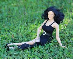 IMG_0508 (Sivsirikitt) Tags: sunlight doll blackhair