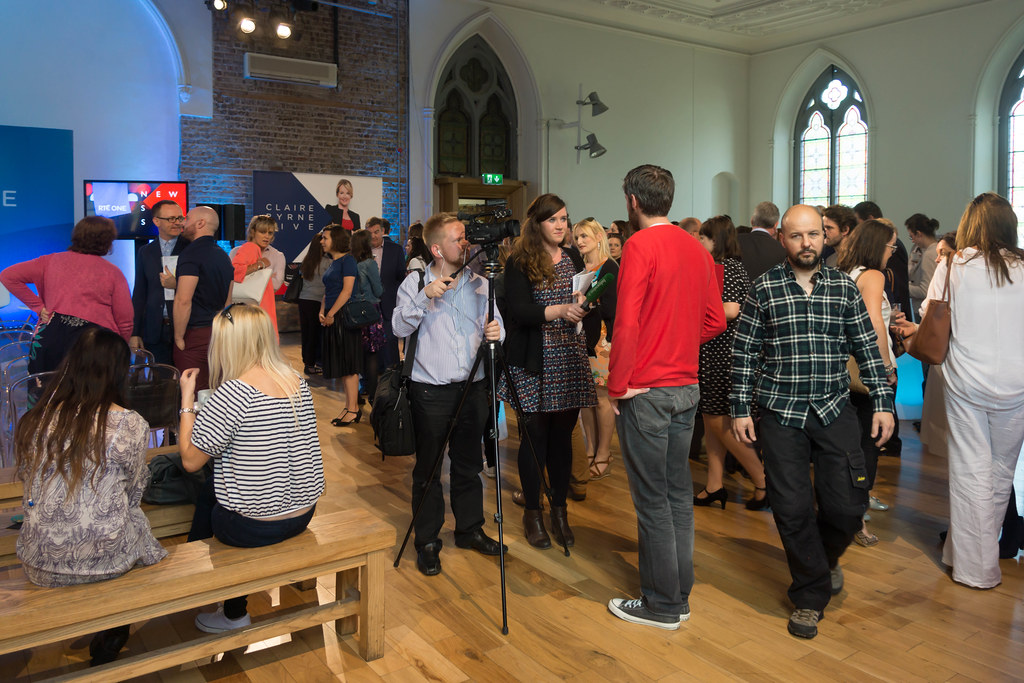 RTE's WINTER SEASON LAUNCH [THE SMOCK ALLEY THEATRE] REF-107075
