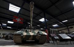 Knigstiger (Falcon_33) Tags: france canon french sony char armored militaire tankmuseum kingtiger carlzeiss 88mm mg42 blind tigerii panzerkampfwagenvitigerii musedesaumur variotessartfe41635 sonyalpha7mkii falconphotography variotessartfe1635mmf4zaoss