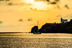 Capraia isola (giada_fontana) Tags: barca mare alba pace toscana vela livorno isola capraia barcaavela isoladicapraia caparaiaisola