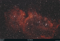 Soul Nebula - IC1848 (alastair.woodward) Tags: sky abstract texture night canon stars outside outdoor derbyshire clip filter nebula astrophotography soul goto pro astronomy derby modded cls guided stargazing guiding skywatcher heq5 ic1848 st80 150p astrometrydotnet:status=solved 1000d qhy5lii astrometrydotnet:id=nova1238824