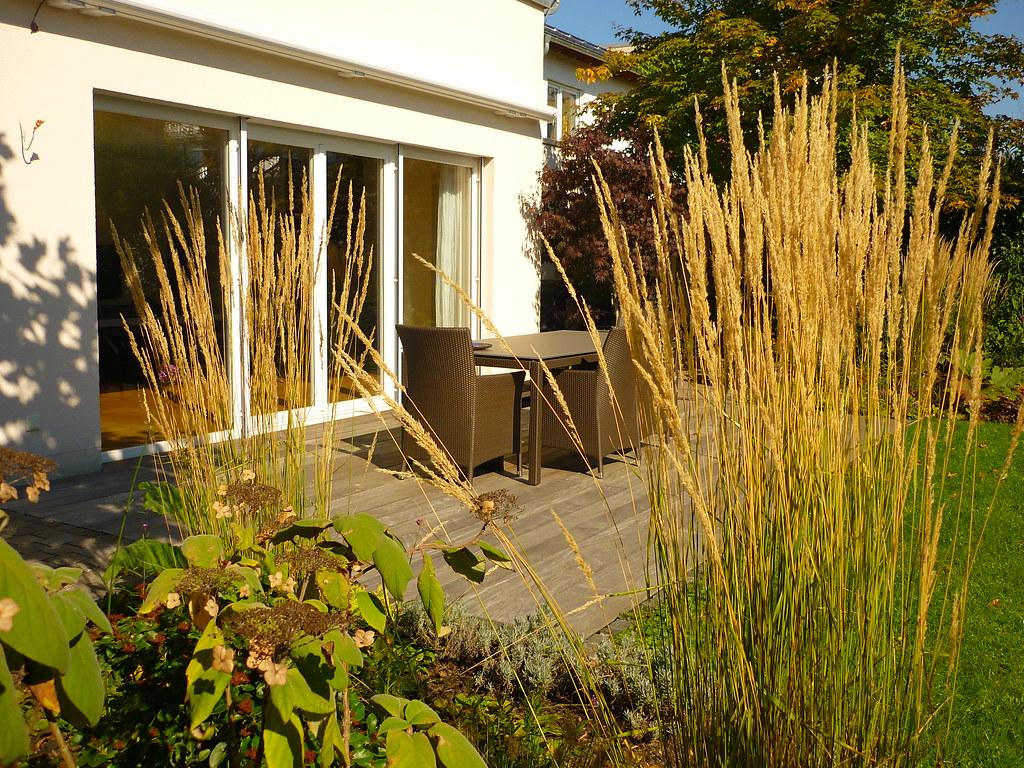 Fesselnde Sitzplatz Garten Referenz Von Oktobersonne (jörg Paul Kaspari) Tags: Autumn Fall