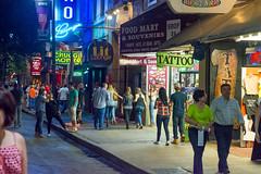 6th Street (grexsysllc) Tags: street austin fun nikon texas austintexas sxsw nightlife 6thstreet acl austincitylimits atx sixthstreet nikonphotography