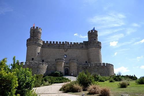 Castillo de los Mendoza I