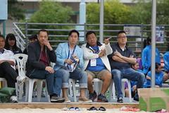 DSC03650 (rickytanghkg) Tags: beach hongkong sony match handball 70300g kwaichung a550 sonya550