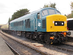 Winchcombe 45149 Oct 2015 (Leighton logs on Flikr) Tags: winchcombe 45149 d135 footex gloswarks