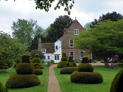 Godmanchester to St Ives 084: The Manor House, Hemingford Grey (Peter O'Connor aka anemoneprojectors) Tags: 2015 architecture building cambridgeshire england garden godmanchestertostives grade1listed grade1listedbuilding gradeilisted gradeilistedbuilding gradeone gradeonelisted gradeonelistedbuilding hemingfordgrey house listed listedbuilding manorhouse outdoor themanorhouse topiary z981 kodakeasysharez981 kodak uk