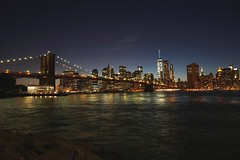 Most Brookliński   Brooklyn Bridge