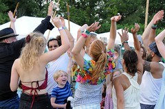 2015_RogerElliott_Thursday (Larmer Tree) Tags: kids youth dance day group thursday 2015 handsintheair rogerelliott