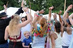 2015_RogerElliott_Thursday (Larmer Tree) Tags: kids youth dance day group thursday 2015 handsintheair rogerelliott
