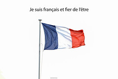 French Flag (jmlpyt) Tags: tall high france national flag french culture terrorism blue attack day color image clear sky no people striped red colors government pride honor pole outdoors single object freedom looking up symbol emergency services patriotism white clearsky colorimage emergencyservices frenchculture frenchflag lookingup nationalflag nopeople singleobject tallhigh