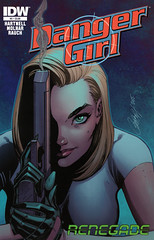 Danger Girl: Renegade 2 (FranMoff) Tags: campbell renegade dangergirl jscottcampbell abbeychase