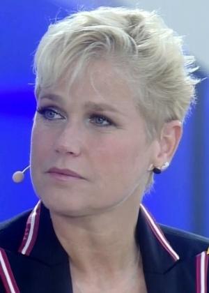 Xuxa pede perdão e diz que brincou ao dizer que não pode falar na Record