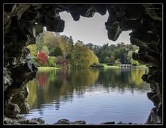 Stourhead Gardens (jdl1963) Tags: stourhead house garden gardens lake water tree colour bridge stately home reflection