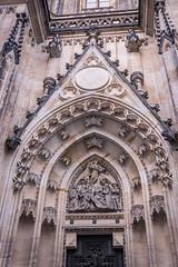 Prague Castle // Prague 2015 (Suraj Bajaj) Tags: old travel building art history church architecture buildings prague cathedral prag praha historic czechrepublic hdr stvituscathedral praguecastle oldphotography travelphotography hlavnmstopraha