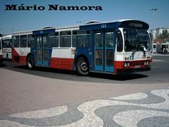 SMTCB 87 Volvo B10R CF - 01 - 65 Terminal Barreiro (madafena1) Tags: volvo terminal 87 barreiro autocarro b10r smtcb