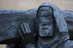 The Journey (<p&p>photo) Tags: uk england sculpture bronze square durham millennium journey thejourney northeast sculptor lawson millenniumsquare the countydurham stcuthbert northeastengland fenwicklawson saintcuthbert