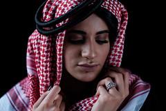 Azza Shoot-299 (White Cube Studios) Tags: white cube waleed shah azza mughairy