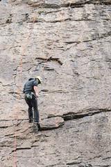 Cajn del Maipo - Valles las Arenas (68) (lxrdrg) Tags: climbing montaa escalada cajondelmaipo escaladadeportiva vallelasarenas pareddejabba pareddejabbah