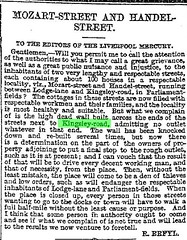 Keeping the riff-raff out? (philipgmayer) Tags: 1881 liverpoolmercury mozart handel kingsley parliamentfields toxteth liverpool 1000